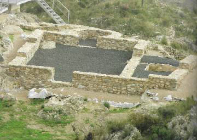 First Byzantine Monastery discovered in Spain
