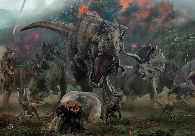 """""""Jurassic World 3: Dominion"""""""
