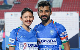 Illi Najwa Saddique - Mandeep Singh Wife (Hockey) Wiki, Religion, Nationality, Age, DOB, Bio data