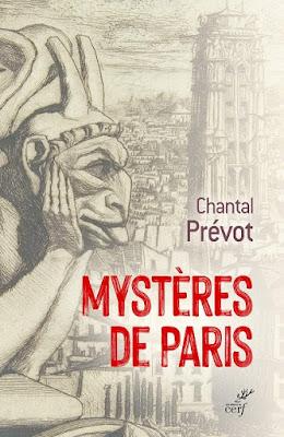 Mystères de Paris de Chantal Prévot