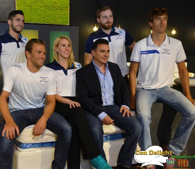 Israeli athletes