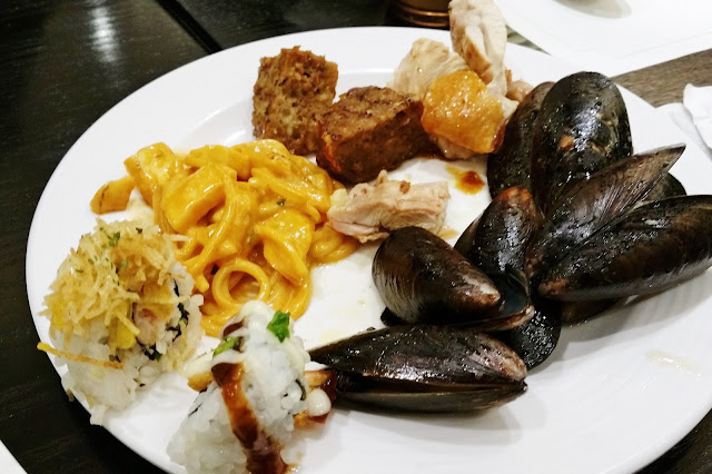 Ashley Queens Buffet Apgujeong (애슐리퀸즈 압구정점) | www.meheartseoul.blogspot.sg