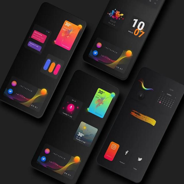 IOS widgets customization