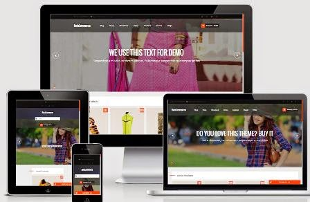 BetaCommerce - Online Store Responsive Blogger Template