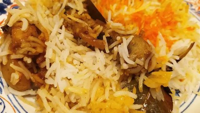 Chicken Dum Biryani Recipe