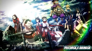 Chaos Dragon Sekiryuu Senyaku 12/12 Audio: Japones Sub: Español Servidor: Mega