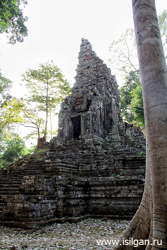 Преа Палилай (Preah Pallilay). Камбоджа