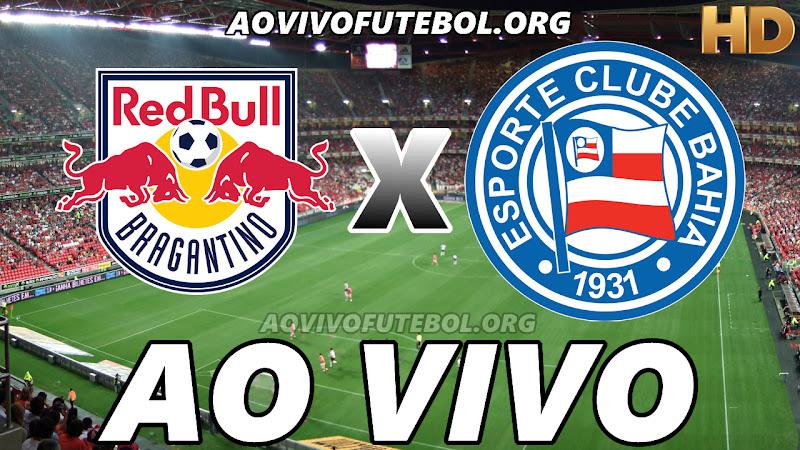 Bragantino x Bahia Ao Vivo Online HD