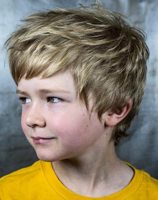 Model Rambut Cool Haircut Medium