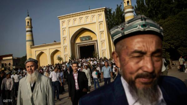 China Minta Dunia Lupakan Soal 'Gosip' Penahanan Muslim Uighur