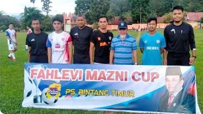 Open Turnamen Fahlevi Mazni Cup 1 Dibuka, Rezka Oktoberia: Junjung Tinggi Nilai Sportivitas!