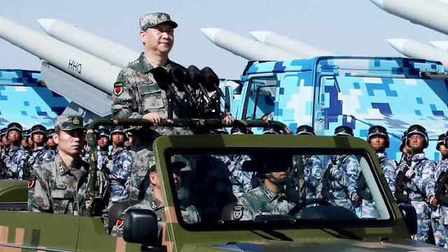 Peringatan Keras Xi Jinping pada Dunia, China Siap Perang!
