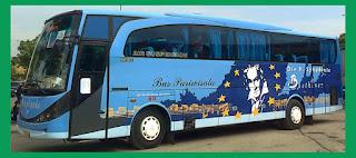 Bus Pariwisata Symponie