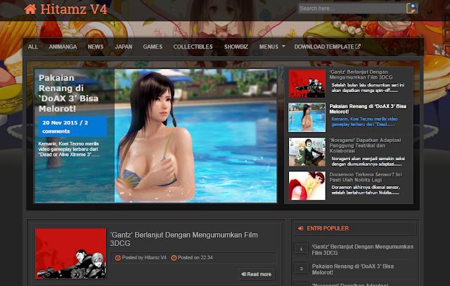 Hitamz V4 Dark Responsive Blogger Template                                                                                                                                                                                                                                                                                                                                                                                                                                                                   http://blogger-templatees.blogspot.com/