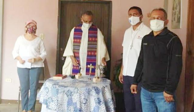 COMEDOR DE ANCIANOS DE LA IGLESIA EL CARMEN YA ESTÁ EN SERVICIO