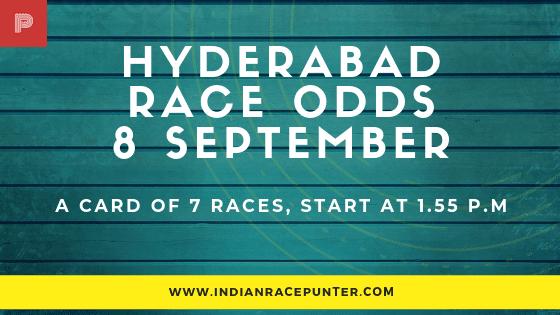 Hyderabad Race Odds, free indian horse racing tips, trackeagle,  racingpulse, racing pulse