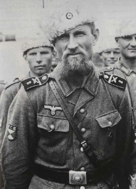 Cossack Wehrmacht volunteer worldwartwo.filminspector.com