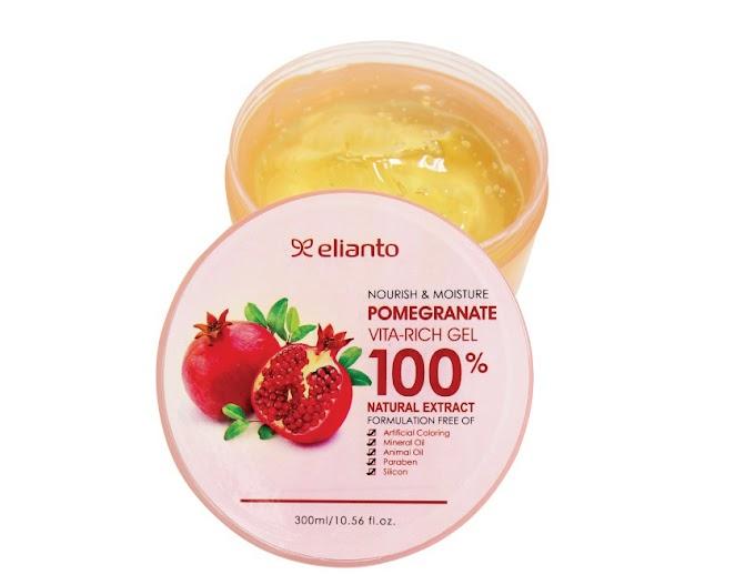 elianto moisturising gel & Face Mist