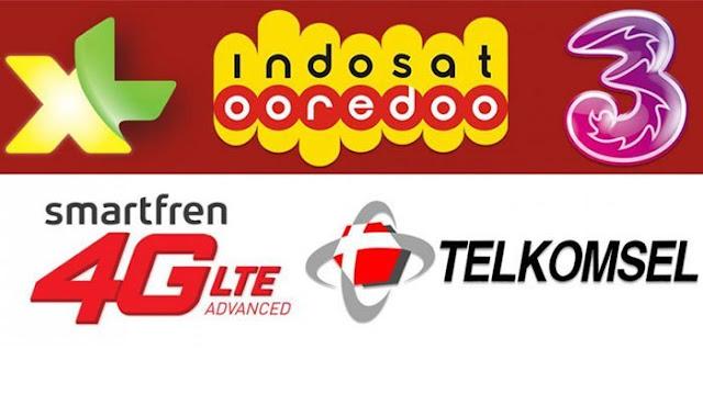 15 GB Kuota Gratis dan Kuota Murah Telkomsel 20 GB Rp 6 Ribu, Serta Paket Internet Terjangkau Indosat, XL dan Tri
