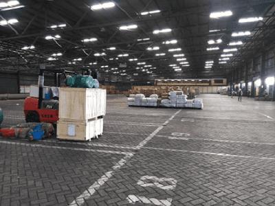 Jasa Import Mesin Di Surabaya