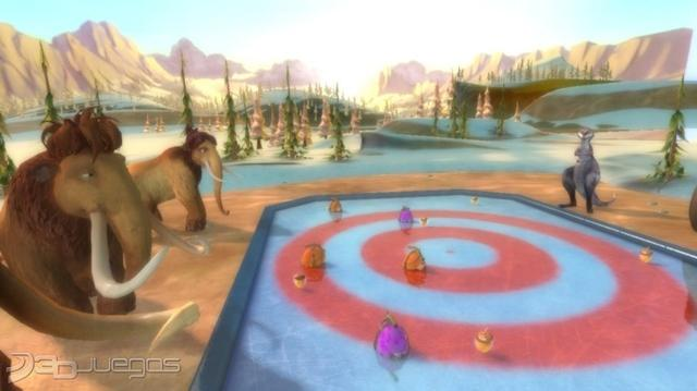 Ice Age 4 La Formación de los Continentes Xbox 360 Español Region Free Descargar