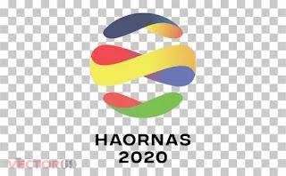 Logo Hari Olahraga Nasional (HAORNAS) 2020 - Download Vector File PNG (Portable Network Graphics)