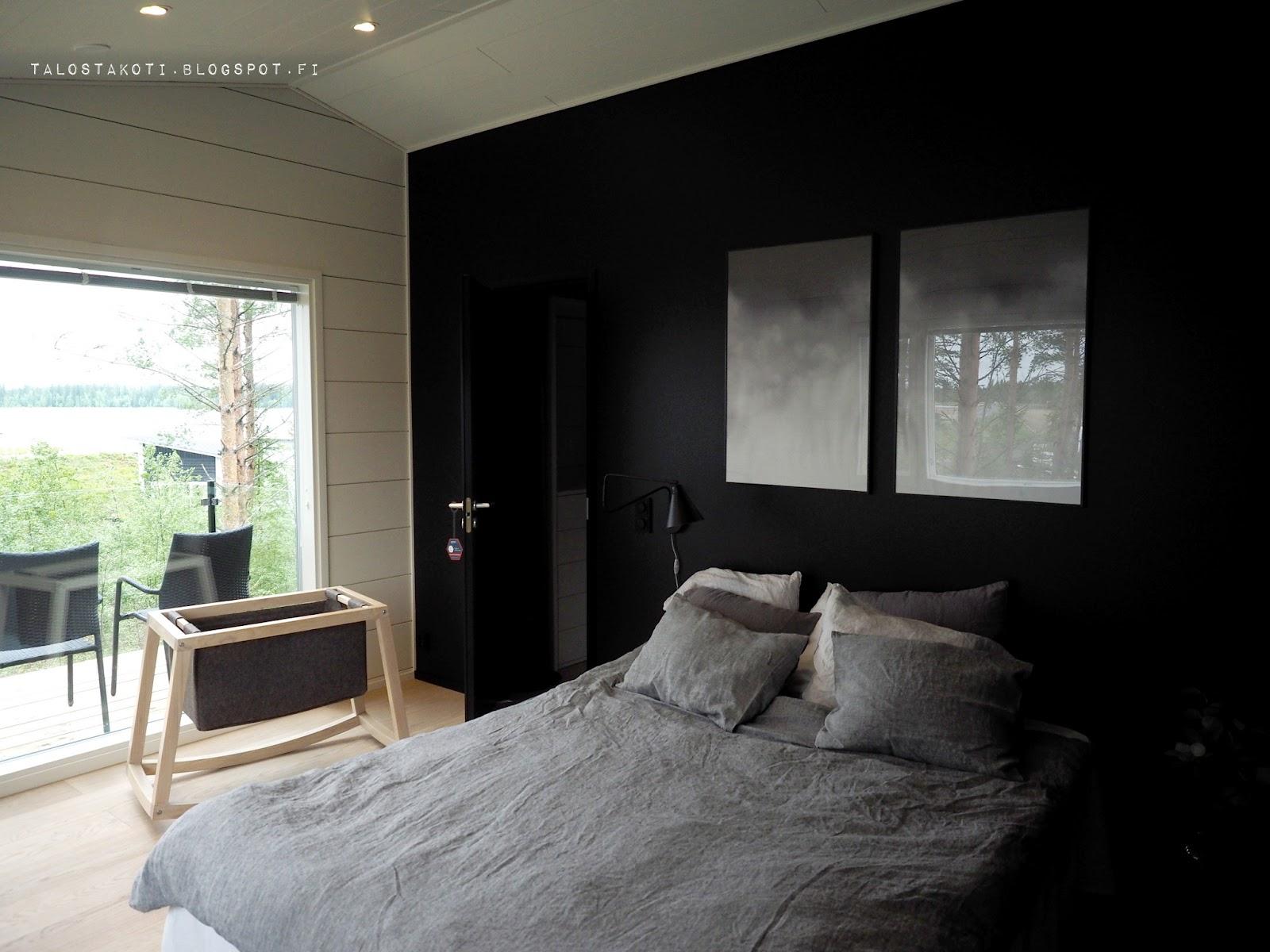 Seinäjoen asuntomessut Honka Markki makuuhuone kehto