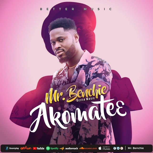 Mr Benchie - Akomate3 (Produced By Mr Benchie)