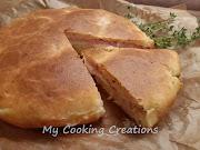 Пълнена селска питка - най-бързата питка * Torta rustica farcita