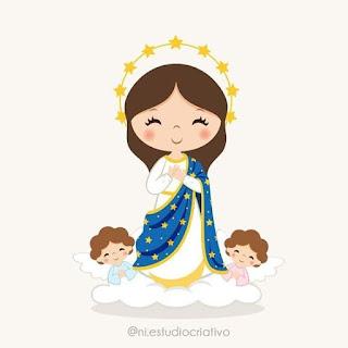 Nossa Senhora da Conceição Aparecida.