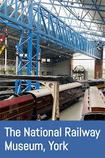 The National Railway Museum, York - a family visit