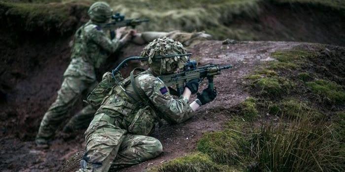 Британці розпрощаються з гвинтівками L85