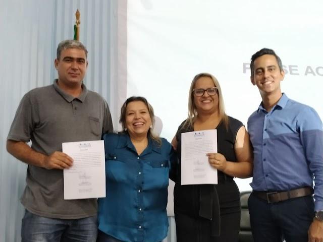 Senador Canedo: Técnicos da Sanesc tomam posse no Comitê da Bacia do Meia Ponte
