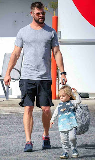 Tristan Hemsworth-(Chris Hemsworth Son), Wiki, Age and Family