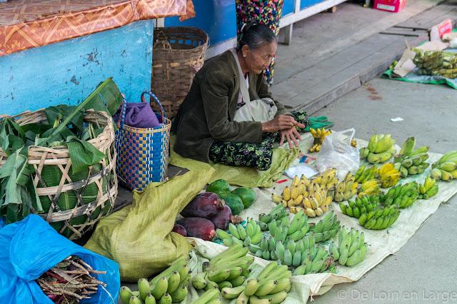 Nyaung Shwe - Myanmar Birmanie