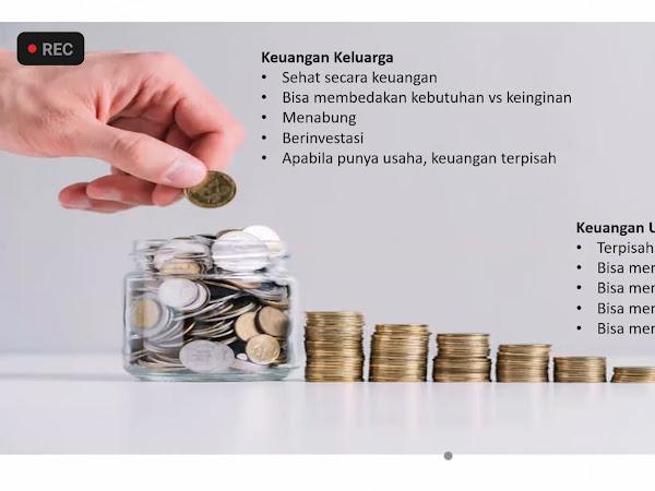 Ngopi Bareng Bang Amar : Bijak Kelola Keuangan Usaha