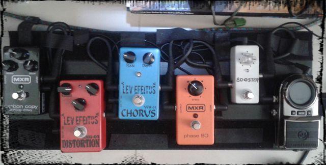 guitarratecnica.com - Eu preciso de um pedalboard