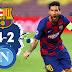 برشلونة يكتسح نابولي برباعية اليوم في ذهاب إياب دوري أبطال أوروبا 2020