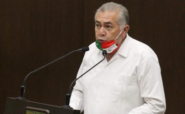 el diputado Marcos Rodríguez Ruz. Foto Antonio Sánchez