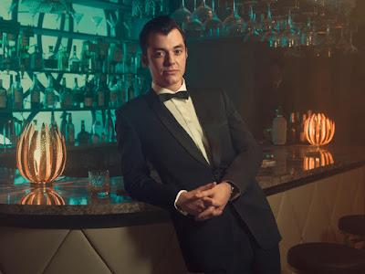 O ator Jack Bannon vive Alfred em Pennyworth - Divulgação