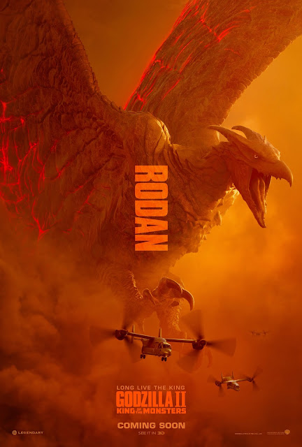 GODZILLA: KING OF THE MONSTERS In #Cinemas 31 May #GodzillaMovie @warnerbros_sa #Movies #Contest