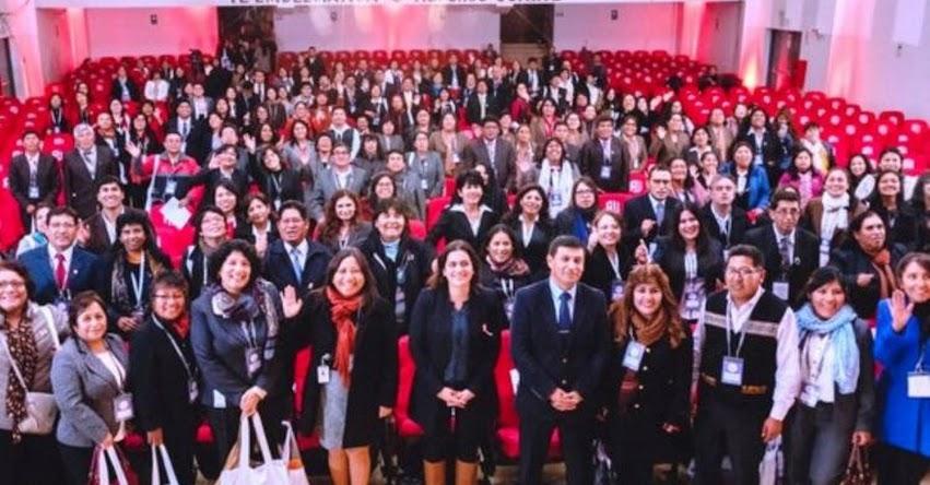 MINEDU: 150 ganadores de Buenas Prácticas Docentes intercambian experiencias - www.minedu.gob.pe