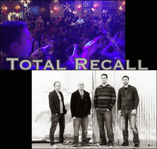 "Total Recall covering ""I'll Stick Around"" by Foo Fighters"