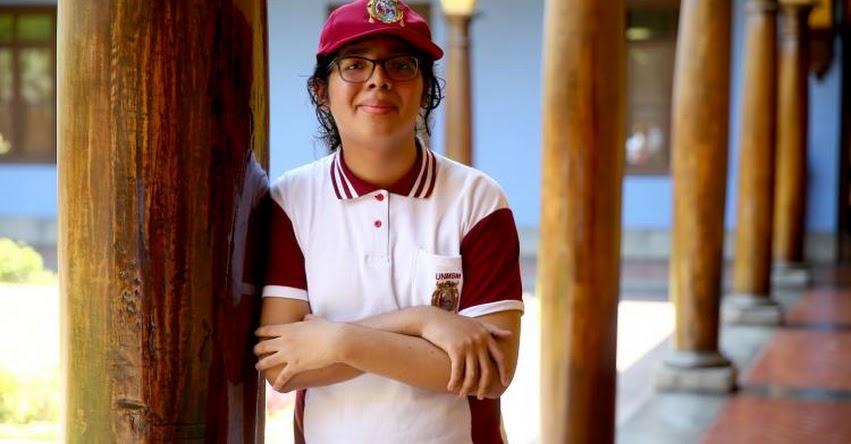 RAFAEL SALAS MELÉNDEZ: Primer puesto en San Marcos revela que el asma lo llevó a estudiar medicina