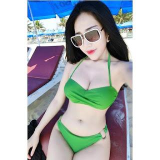 Gái xinh facebook hot girl Võ Thùy Dương Sun Beam