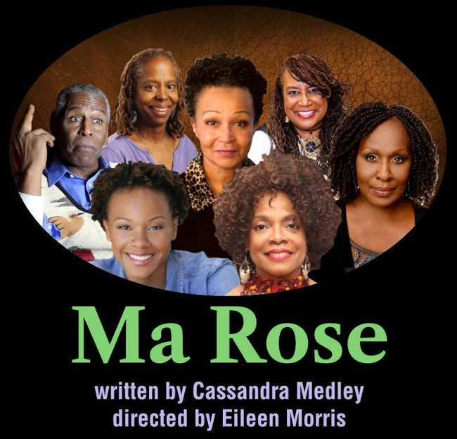 Ma Rose - a play