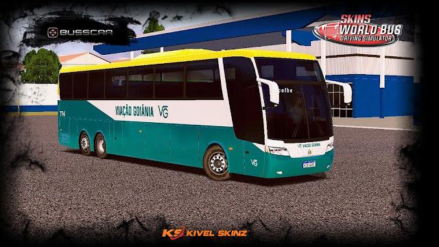 BUSSCAR JUMBUS 360 - VIAÇÃO GOIÂNIA