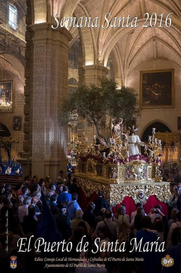 Presentación del Cartel y Pregonero de la Semana Santa de El Puerto