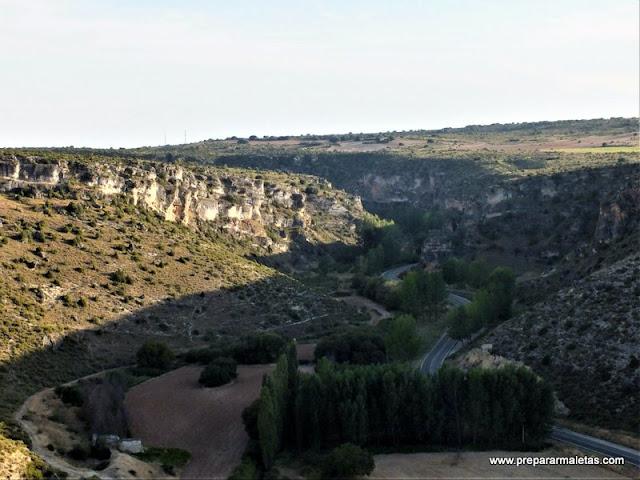 Hoz río Gritos Valeria Cuenca Castilla la Mancha