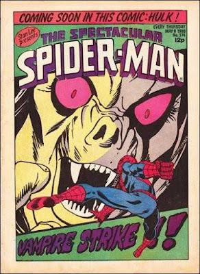 Spectacular Spider-Man #374, Morbius